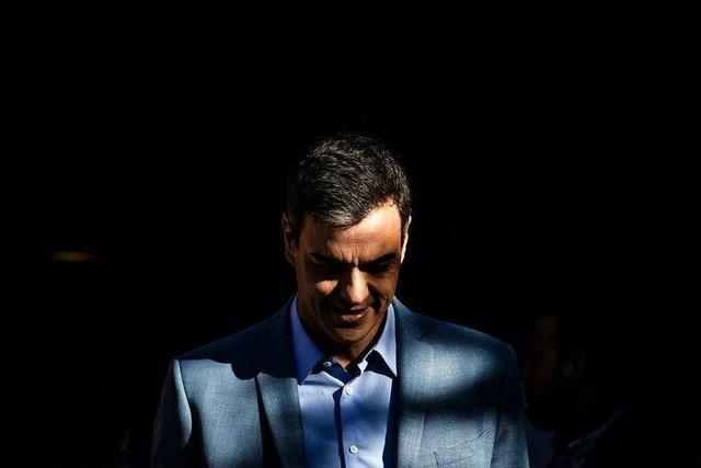 Die Katalonienfrage hat den Wahlkampf vergiftet und Spanien gelähmt