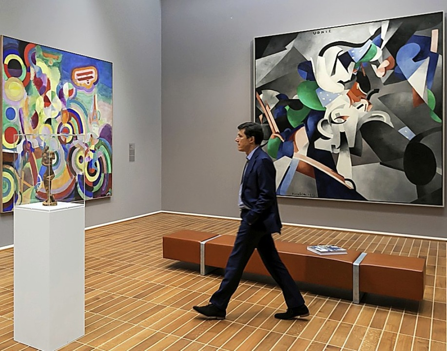 Ort der vielbeachten Sonderausstellung: das Kunstmuseum Basel  | Foto: Julian Salinas