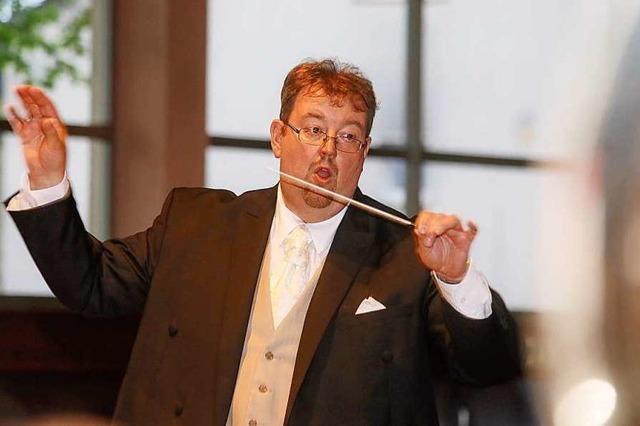 Dirigent Johannes Kurz hat sein letztes Konzert gegeben