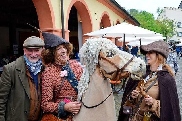 Der Töpfer- und Künstlermarkt in Rheinfelden spricht alle Sinne an