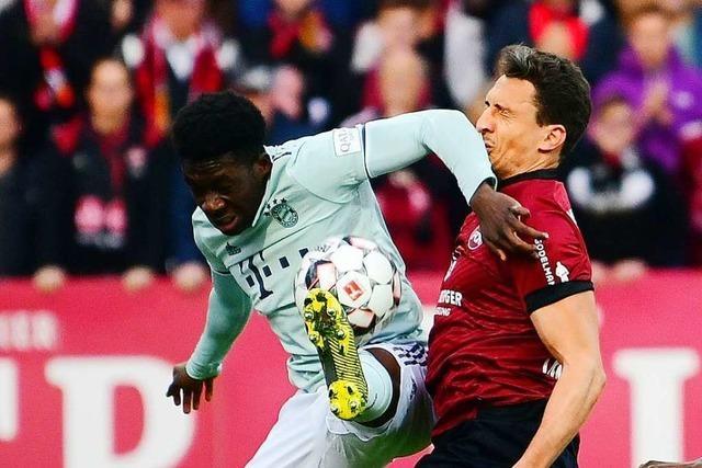 FC Bayern nutzt den BVB-Patzer nicht - Kovac: