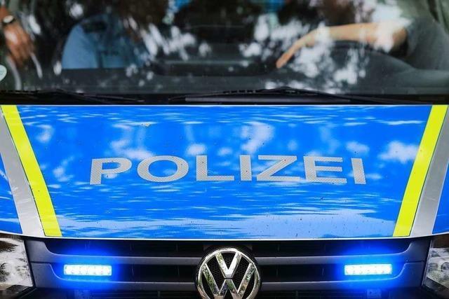 13 000 Euro Sachschaden durch Auffahrunfall in Zell