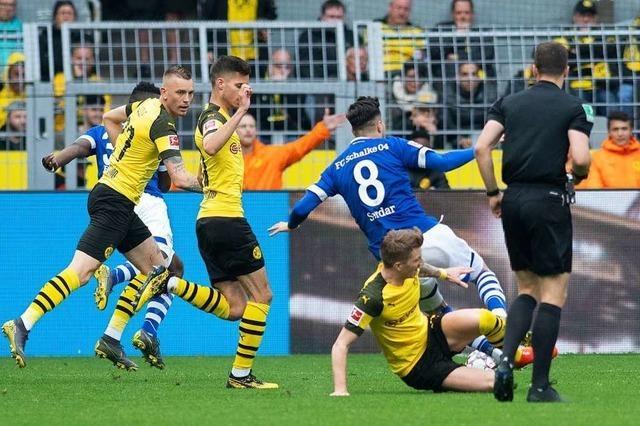 Zwei Spiele Sperre für Dortmunds Kapitän Marco Reus