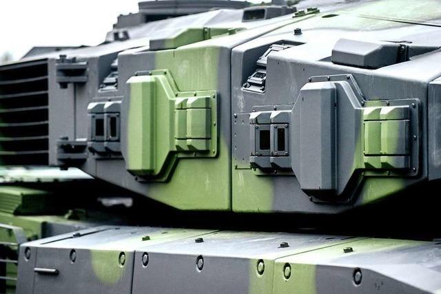 Höchststand bei globalen Rüstungsausgaben sorgt für Kritik
