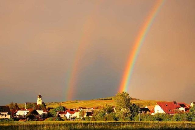 Fotos: So schön war das Aprilwetter im Breisgau