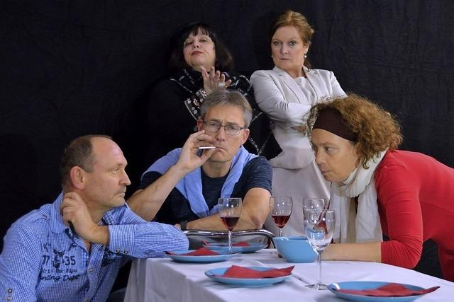 Theater-Ensemble Spiel-Art bringt