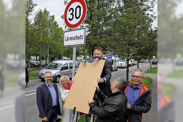 Teningen setzt Tempo 30 durch