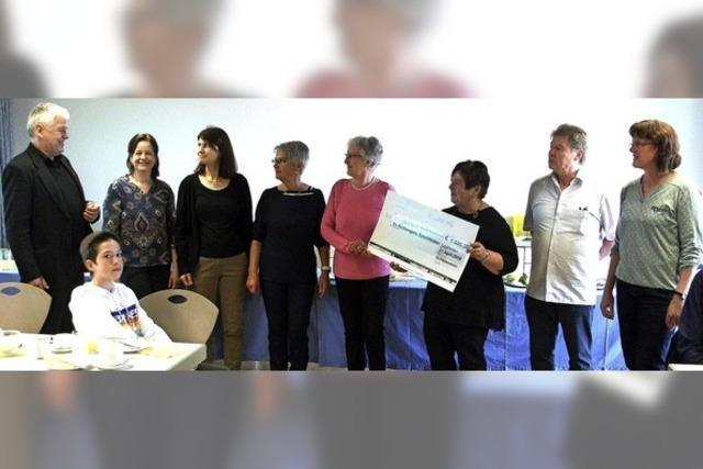 Frauenverein spendet 1000 Euro