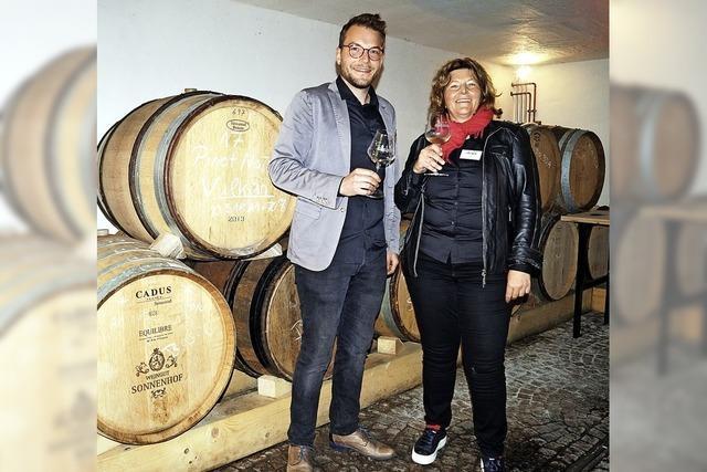 Neues Weingut eröffnet