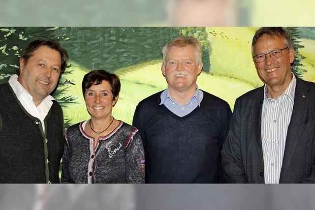 Karl Heinz Steidle ist neuer Vorsitzender