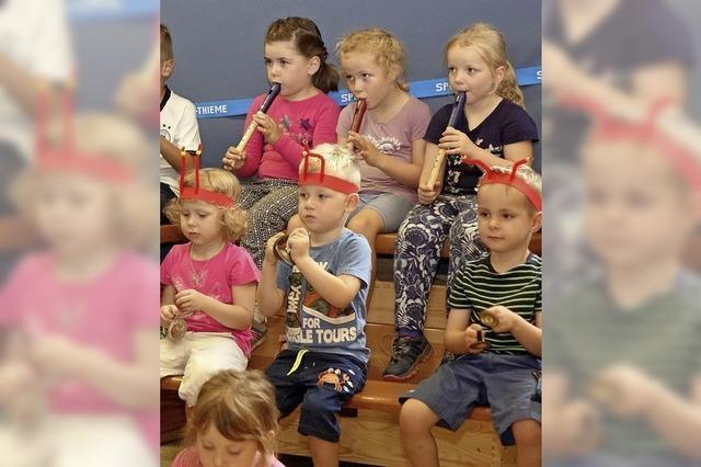 Rock 'n' Roller mit Herz für Kinder