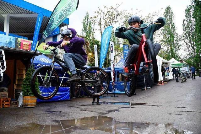 Die Veranstalter des Bike-Festivals in Freiburg zeigen sich zufrieden