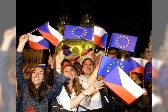 Die EU muss sich erst stabilisieren