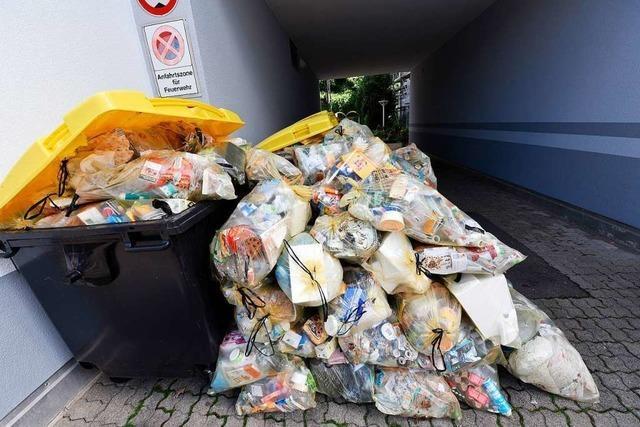 Kampf gegen Plastikmüll – ein Exportverbot reicht nicht