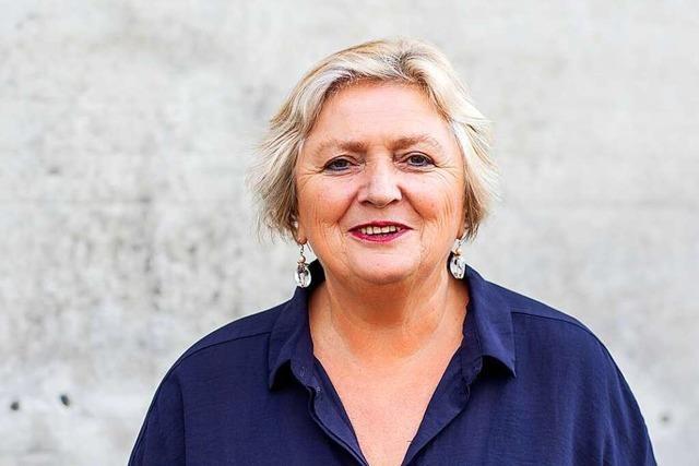 Irene Vogel von den Unabhängigen Frauen: