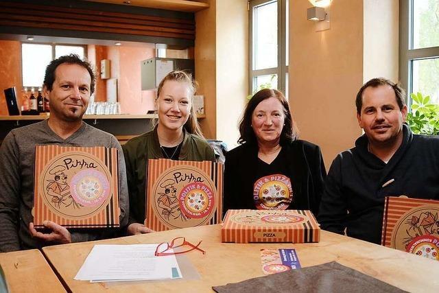 Pizza soll im Kreis Lörrach Jugendlichen die Politik schmackhaft machen