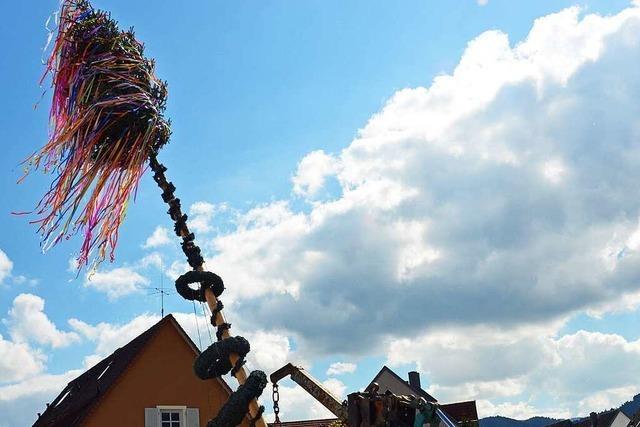 Alle Hocks und Feste zum 1. Mai um Freiburg auf einen Blick