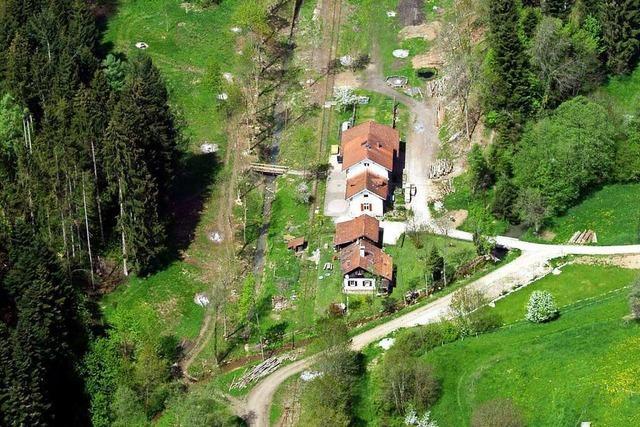 Wird die Trasse zwischen Schopfheim und Bad Säckingen wiederbelebt?