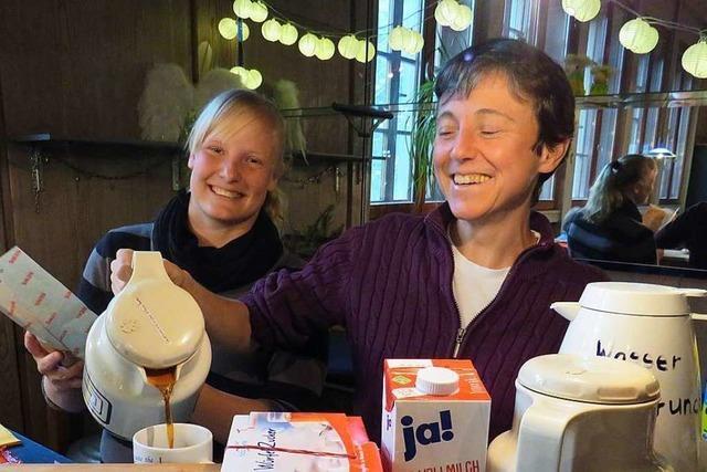 Die Begegnungsstätte für psychisch erkrankte Menschen in Rheinfelden ist ein geschützter Ort