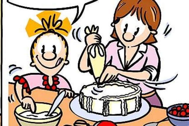 Lucy Backfisch: Torten drucken