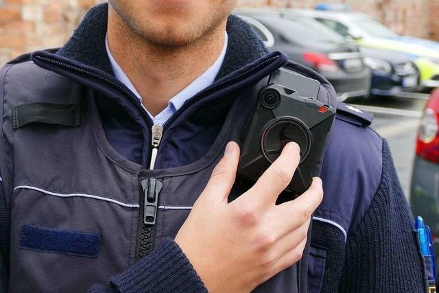 Wo die Polizei Bodycams einsetzen darf – und wo nicht