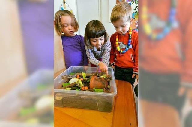 Die SPD will spezifische Akzente setzen – etwa in der Kinderbetreuung