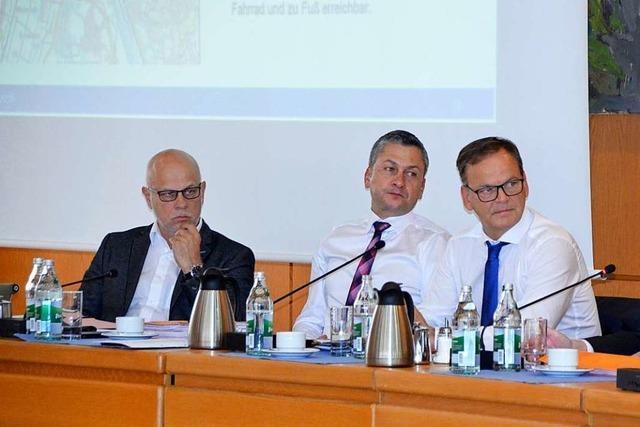 Klinik-Ausschuss: Klare Mehrheit favorisiert Standort