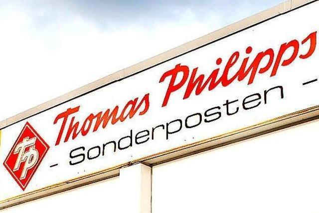 Annäherung beim Thema der Ansiedlung von Thomas Philipps