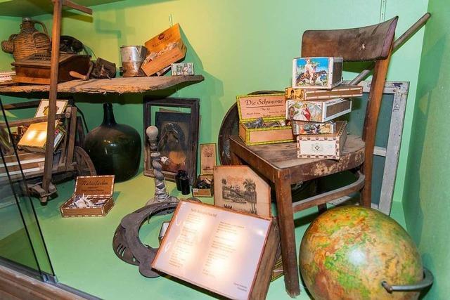 Das Tabakmuseum in Mahlberg öffnet am Mittwoch
