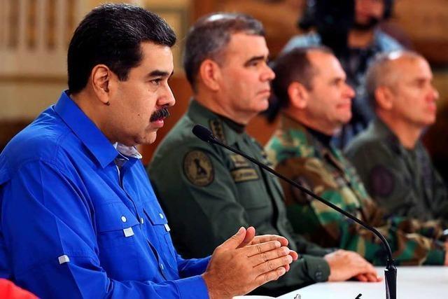 Maduro erklärt Putschversuch für gescheitert, Guaido ruft zu neuen Protesten auf