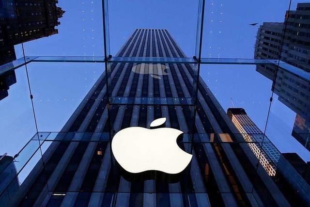 Apple bekommt Rückgänge bei iPhone-Verkäufen in den Griff
