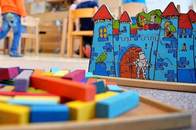 Der Bedarf an Kindergartenplätzen in Zell im Wiesental steigt