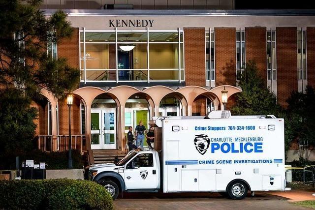 Zwei Tote bei Schüssen an Universität in North Carolina
