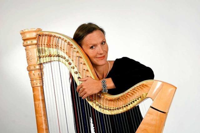 Von der Harfe bis zur Drehorgel – in Ettenheim gibt's am 5. Mai Live-Musik