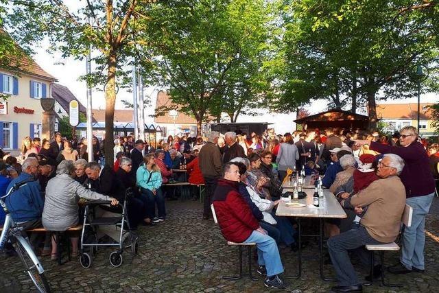 Mai-Traditionen leben im Südlichen Breisgau fort