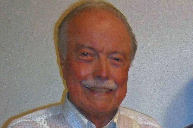 Der ehemalige Rektor Erwin Weinacker ist gestorben