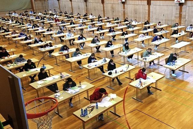 Premieren bei den Prüfungen