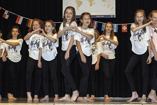 Tänzerisch um die Welt