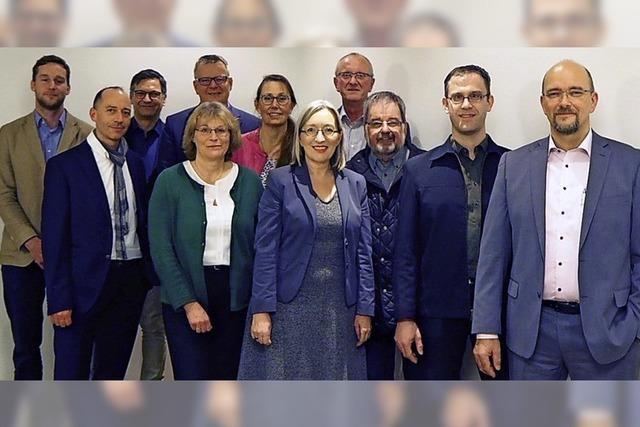 CDU nominiert für Kreistagswahl