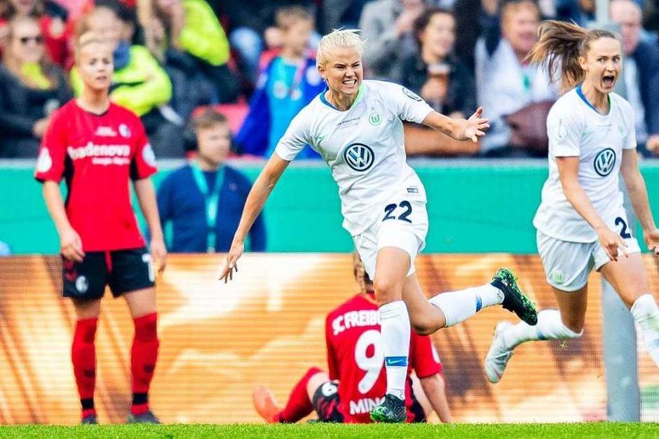 Das Finale in Köln (Foto: dpa)