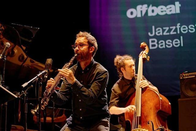 Funkelnde Stil-Bastarde beim Jazzfestival Basel