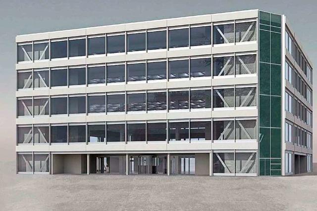 Bei Roche wurde der Grundstein für das 60-Millionen-Bauprojekt gelegt