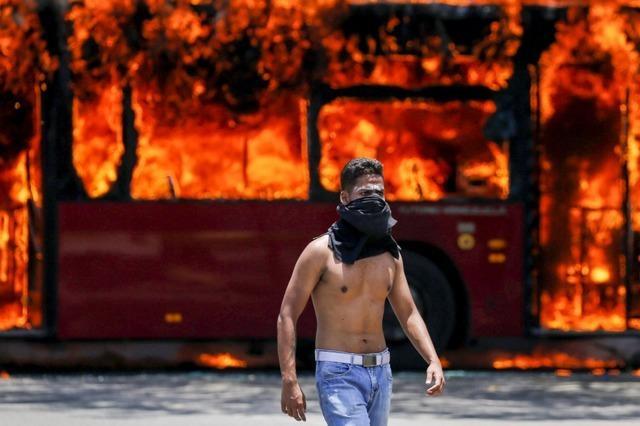 In Venezuela droht weitere Eskalation