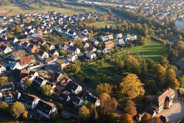 Der Ebneter Ortschaftsrat stimmt gegen den Bebauungsplan für Hornbühl-Ost