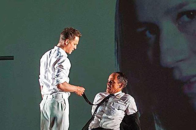 Ein Statement – Itay Tiran aus Israel spielt in Stuttgart den Othello