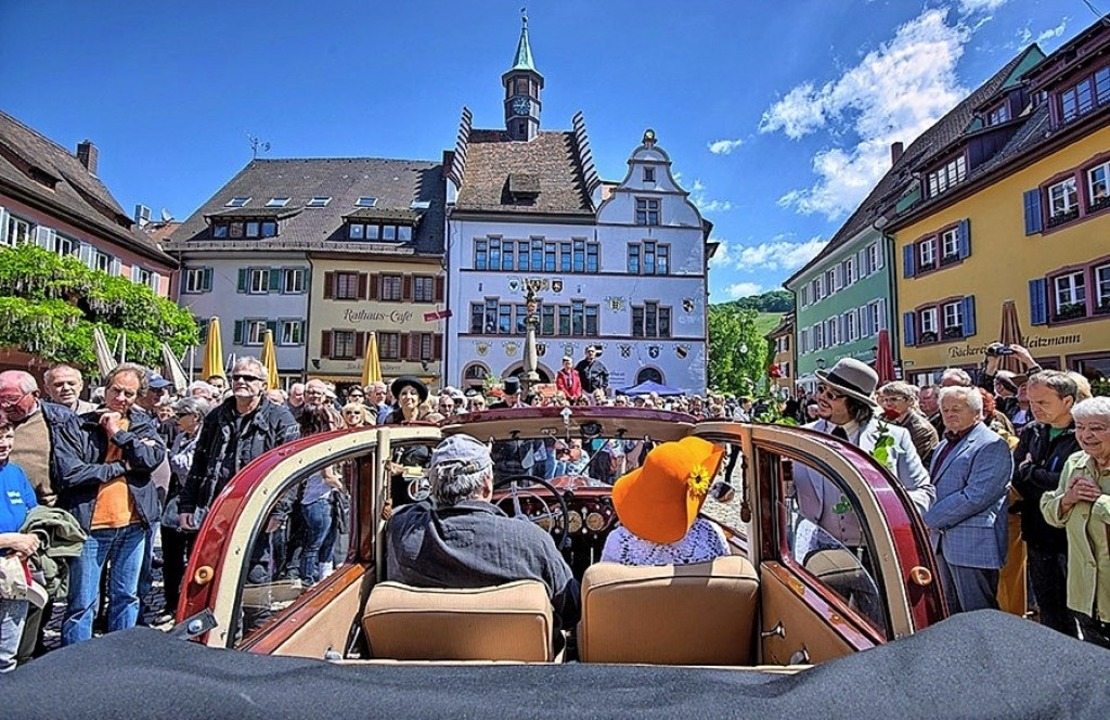 Faszination:  Oldtimershow   in Staufen   | Foto: Veranstalter