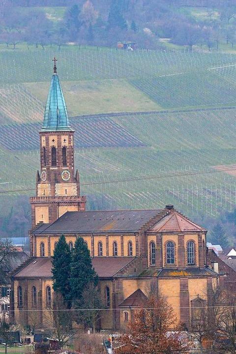 St. Georg heute (Archivbild).  | Foto: Ingo Schneider
