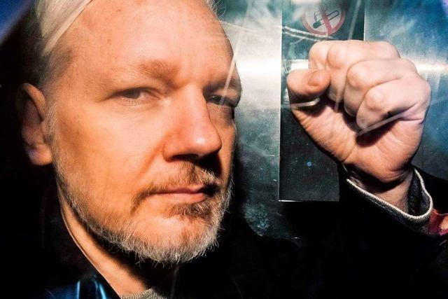 Schweizer Juristen fordern Asyl für Assange in der Schweiz