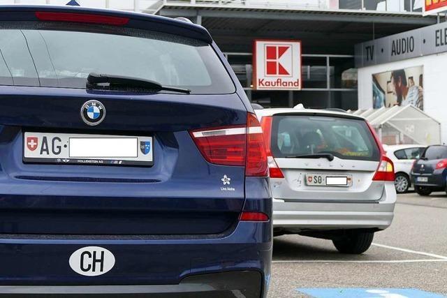 Auch der Rheinfelder Einzelhandel ist gegen eine Bagatellgrenze