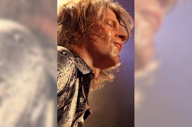 Gitarrist Thomas Blug und 50 Jahre Woodstock in Offenburg